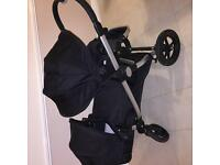 Baby jogger City Select Double Buggy Pushchair