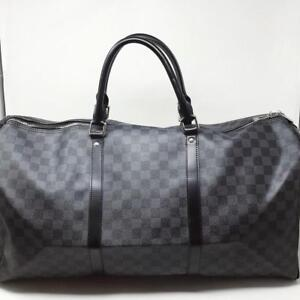Louis Vuitton Keepall Bag All Sizes and Prints ( More  Styles  Available)