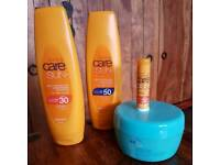 Sun lotion bundle