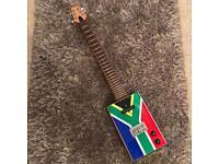 Custom 'Afri-Can' Township Oil Can Guitar