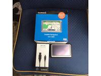 Car Sat Nav & USB Cable