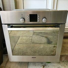 Bosch Electric Fan Oven