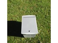 Lockable office bin- perfect for storing sensitive documents prior to shredding