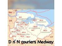D n'N courier Medway