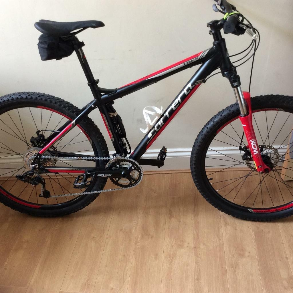 Carrera Titan 650B Limited Edition Mountain Bike 2014-18