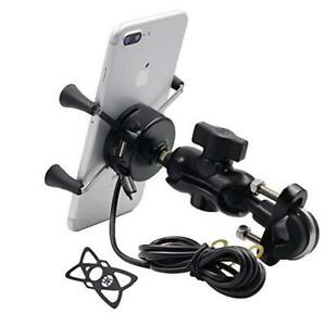 Support telephone / Motorcycle X-Grip Motorbike Cell Phone Holder