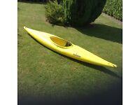 Excellent canoe