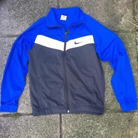 Nike retro zip up jacket junior large