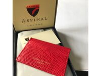 Aspinal of London Slim Credit Card Case *BRAND NEW*