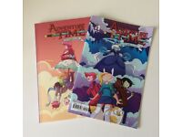 Limited edition Adventure time discontinued comic
