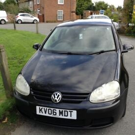 VW GOLF S 1.4, 16v BHP 75 with A/C (Group 6 insurance)