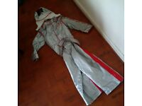 thunderbirds 3 suit, height 122 up