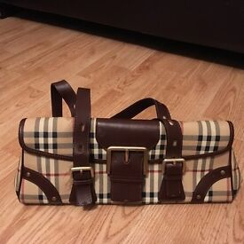 Genuine Authentic Burberry Handbag