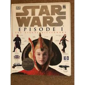 DK Star Wars Episode 1 The Visual Dictionary