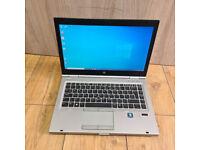 Hp Elitebook 8470p Core i7-3520M CPU 2.9Ghz 8GB 500GB HDD Windows 10 Refurbished