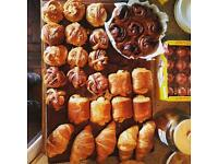 Cake and Pastry Baker, artisanal