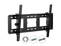 4 x Heracles TV or Computer Wall Mounts £40 for all 4 - RRP £160