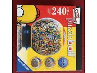 Simpson's Puzzle Ball