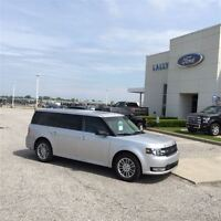 2014 Ford Flex SEL FWD Leather Panoramic Roof 7 passenger