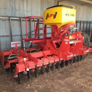 APV APV 500 SEEDER & PLATFORM ONLY Air Seeder Shepparton Shepparton City Preview