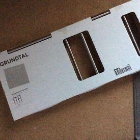 Brand New Ikea Grundtal Towel Rail