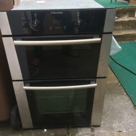oven with grill electrolux