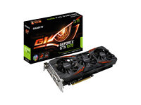 Gigabyte NVIDIA GeForce GTX 1070 G1 Gaming Rev2 Graphics Card