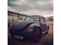Classic vw beetle project