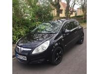 Black Vauxhall Corsa Life * Car 4 Swaps *