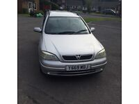 vauxall astra