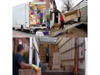 Urgent Home Move Office Removal Hire Man & Van UK & Europe Waste Clearance & Collections