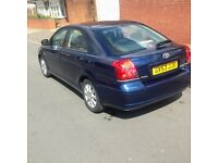 Toyota Avensis 1.8 VVT-i T3-S 5dr ,Automatic,53 reg,12 months M.O.T