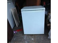 Small freezer Front opening. Manufactured by LEC