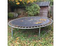 12 ft trampoline - Free