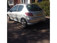 Very economic!! Very reliable, CHEAP! Peugeot 206 1.6 HDİ!!! Quiksilver