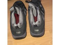 Walking boots size8