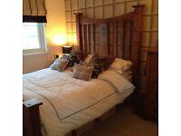 Solid king size RENNIE MACKINTOSH bed