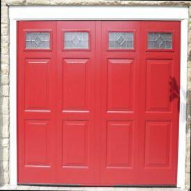 Cardale Steel garage door