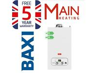 BAXI MAIN boiler combi swap £1200 gas safe registered 16 years experience