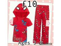 Marvel Spider-Man PJs