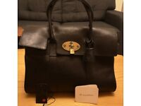 Mulberry Bayswater handbag with dust bag for sale £200 O. I. E. O for sale  Swindon, Wiltshire