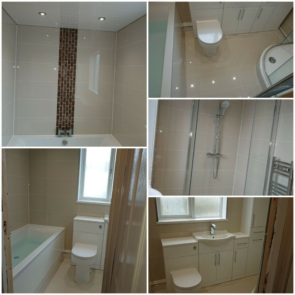 K J Bathroom Kitchen Ltd All Home Improvements Job In East End Glasgow Gumtree