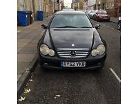 Mercedes c 220 CDI auto
