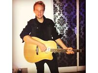 Singer/Guitarist with huge song list available for Parties, Pubs, Bars, Events WATCH VIDEO!