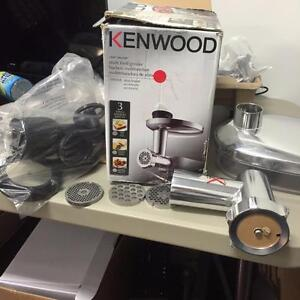Multi Food and Meat Grinder AT950A Attachments!!! NEW/BOXED!