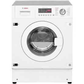 Bosch Serie 6 WKD28541GB Integrated 7Kg / 4Kg Washer Dryer, 1400 rpm