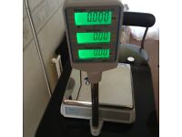 Electronic scales - ae Adam - ideal for retail business