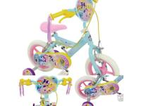 My little pony girls bike bicycle brand new in box 12""
