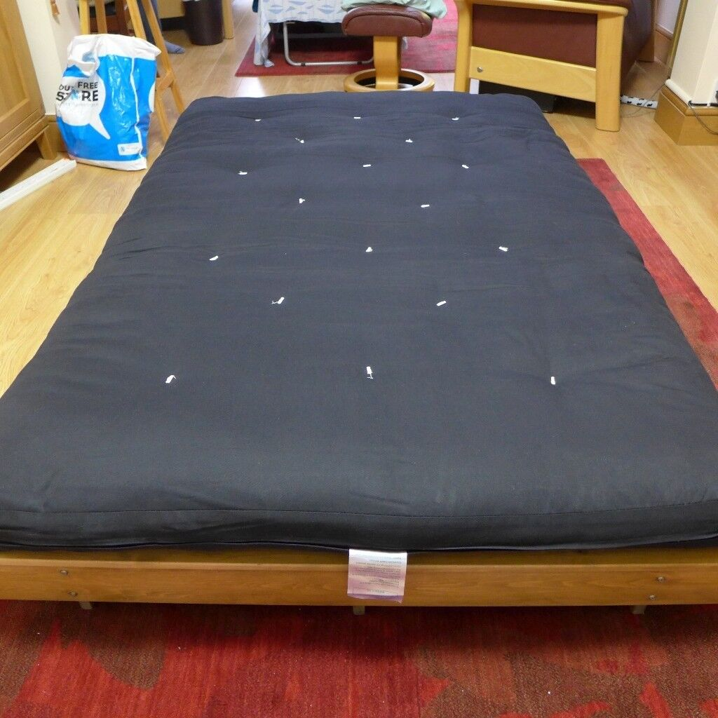 A Funky Futon Small Double Pine Bed