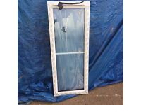 UPVC Window 520mm x 1320mm ref 252